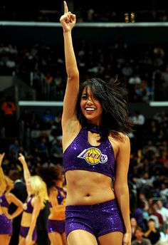 f14bac1f8dba8 18 Best Lakers Cheerleader Costume images