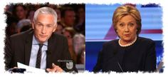 orge Ramos asked Democrat front-runner Hillary Clinton about the 2012 Benghazi, Libya, terror attacks