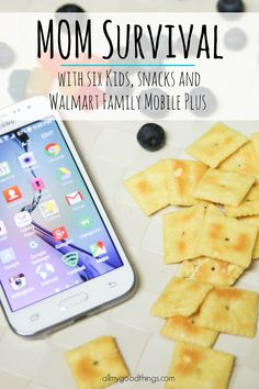 #ad For Mom Survival is ALWAYS to be ready with a bag full of snacks & my Walmart Family Mobile PLUS phone with data ready for distraction, redirection, & entertainment. #DataAndAMovie