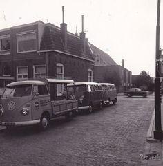 HBS Straat Drachten (jaartal: 1960 tot 1970) - Foto's SERC