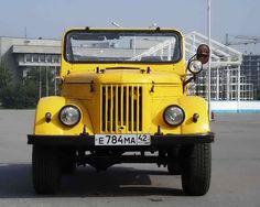 Beautiful GAZ-69