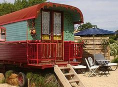 Bed & Breakfast and Gipsy Caravans in Provence