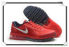 promo code 0c0b5 a58a5 Masculino 621077-601 Nike Air Max 2014 Vermelho Preto comprar baratos Nike  Air Max