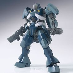 Mobile Suit Gundam Iron-Blooded Orphans High Grade 1/144 Plastic Model : Rouei