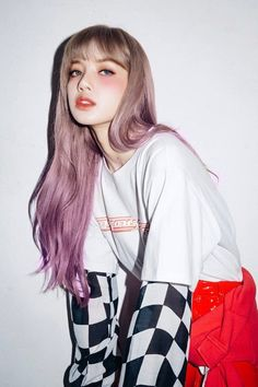 See new photos and videos of BLACKPINK Lisa for X-girl Japan x NONAGON collaboration collection, available on September 2018 Lisa Blackpink Wallpaper, Blackpink Video, Kpop Hair, Black Pink Kpop, Jennie Kim Blackpink, Kim Jisoo, Blackpink Photos, Blackpink Fashion, Fashion Outfits