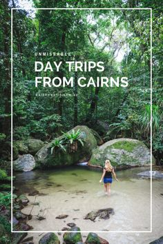 Cairns is a great place to base yourself for some unforgettable Queensland adventures. Here's our tips to making your trip to Tropical North Queensland truly memorable.