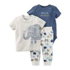 Mother & Kids Romantic Arloneet Clothes Baby Boys Cartoon T Shirt Duck Denim Shorts Funny Kids Top Beach Shirt For Boys 2pcs 2019 Summer Boy Outfits Be Novel In Design