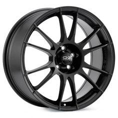 Black Oz Racing Wheels