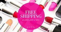 Avon Free Shipping August 2016 http://www.makeupmarketingonline.com/avon-free-shipping-august-2016-offer/