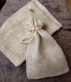 I can use these burlap bags from save-on-crafts.com for the preserved lavender wedding favors!  They'd be really cute with a stamp, maybe of just a simple heart or birds!  :)  #WeddingfulContest weddingful.com