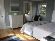 BeachstoneInteriors - portfolio Stone Interior, Beach Stones, Interiors, Bed, Furniture, Home Decor, Decoration Home, Stream Bed, Room Decor