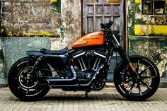 Harley Davidson News – Harley Davidson Bike Pics Harley Davidson Sportster 1200, Custom Sportster, Custom Harleys, Custom Motorcycles, Harley Davidson Images, Harley Davidson News, Iron 883 Custom, Brat Bike, Ducati Cafe Racer