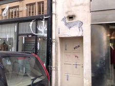 #paris #streetart #grafitti #december2013