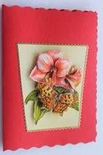 +Carte Anniversaire Papillon Cartes 3D Animaux r3D severinecreations57.fr recherche google