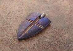 Reese Weiland Crusader Cross