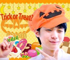 ハロウィン~コラ画 - 羽生結弦選手 応援ブログ~kosumo70