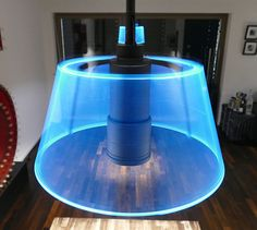 NDF zürich POVLAMP LED light designboom