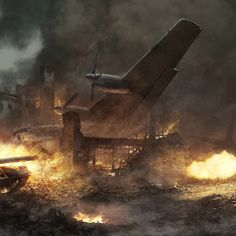 Concepts for a Armored WArfare.
