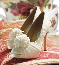 Taught by Jimmy Choo without the price tag. Diane Hassall Designer shoes are some of the most exquisite creations ever to grace the bridal industry.