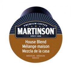 Case Martinson House Blend 96ct-- $52.80