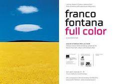 FRANCO FONTANA, Full Color, Venezia, Istituto Veneto di Scienze Lettere ed Arti, febbraio 2014