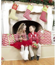 Christmas Stockings Southern Pink Merry Time Xmas
