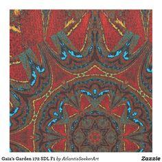 Gaia's Garden 172 SDL F1 Fabric