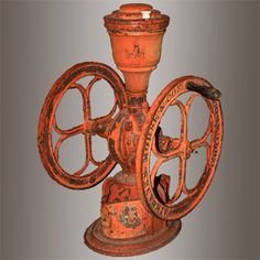 Fairbanks Morse & Co. Antique Coffee Grinder Mill Chicago, Illinois Vintage - Late 1800's to Early 1900's