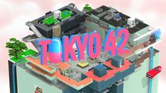 Tokyo 42 - Coming to PC, Xbox One and PlayStation 4!