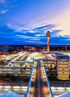 Orlando International Airport International Airport, Towers, Airplanes, Orlando, Places Ive Been, Times Square, Aviation, Florida, Architecture