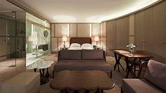 The House Nisantasi, Istanbul, Turkey: a super-stylish design hotel set on the Turkish equivalent of Bond Street.