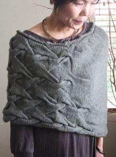 Ebb Tide Knitting Pattern pdf by DanDoh on Etsy, $6.50