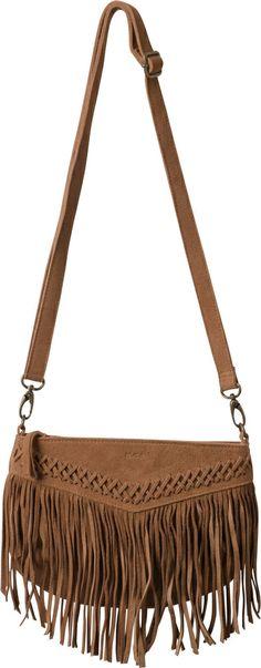 Lulua Shoulder Bag | Another great festival fringed bag! $82