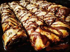 78618941_2720860321294352_5596606982443237376_o Greek Sweets, Greek Desserts, Greek Recipes, Cookbook Recipes, Cooking Recipes, Greek Pastries, Candy Bark, Deserts, Food And Drink