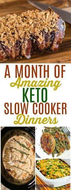 Keto Slow cooler ideas