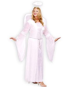 ece6beed929dc Womens Plus Size Heavenly Angel Costume
