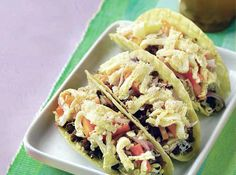 Inspired by the classic Ilocos empanada, these tacos are quick, fuss-free, and proudly Pinoy!