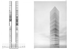 Honorable Mention. The New Tower Of Babel. Petko Stoevski (Germany)