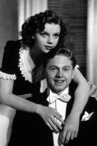 Mickey Rooney as Andy Hardy - I could watch a marathon of Hardy Family movies.