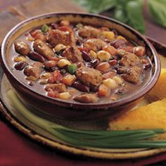 Sausage And Red Bean Stew Recipe Soups, Main Dishes with Honeysuckle ...
