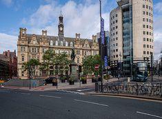 Leeds England, Leeds City, Public Realm, West Yorkshire, City Council, Design Competitions, British Library, Civil Engineering, Public Transport