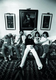 The Rolling Stones. Great pic.