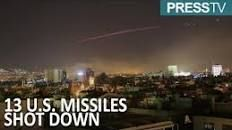 Russia claims Syria air defences shot down 71 of 103 missiles | World news | The Guardian