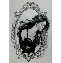 Dibujo a lápiz, boceto, figura humana, craneos. Pencil drawing, sketch, human…