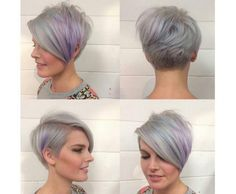 Modne fryzury krótkie 2016 - duża galeria trendów we fryzurach damskich. Podsuwamy pomysły na modne krótkie fryzury z grzywką, asymetryczne i undercut.