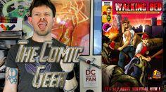 Walking Bed - Class Comics Dokkun Gay Comic Book Review (Spoilers)