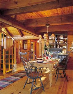 Log Cabin and Log Home Pros and Cons