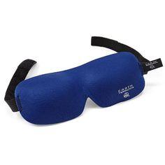 Earth Therapeutics R.E.M. Sleep Mask: Allows for Crucial Lid Movement (unlike flat masks) Earth Therapeutics