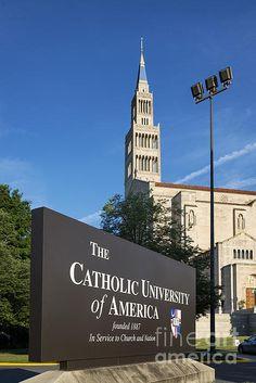 Catholic University of America, Washington, D.C.