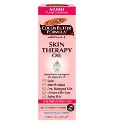Palmers Cocoa Butter Formula Skin Therapy Oil Rosehip 150ml - Boots